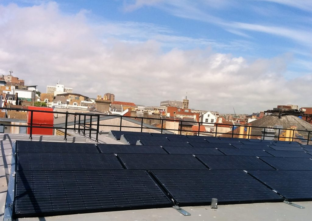 Solar Panels Werks Central 2