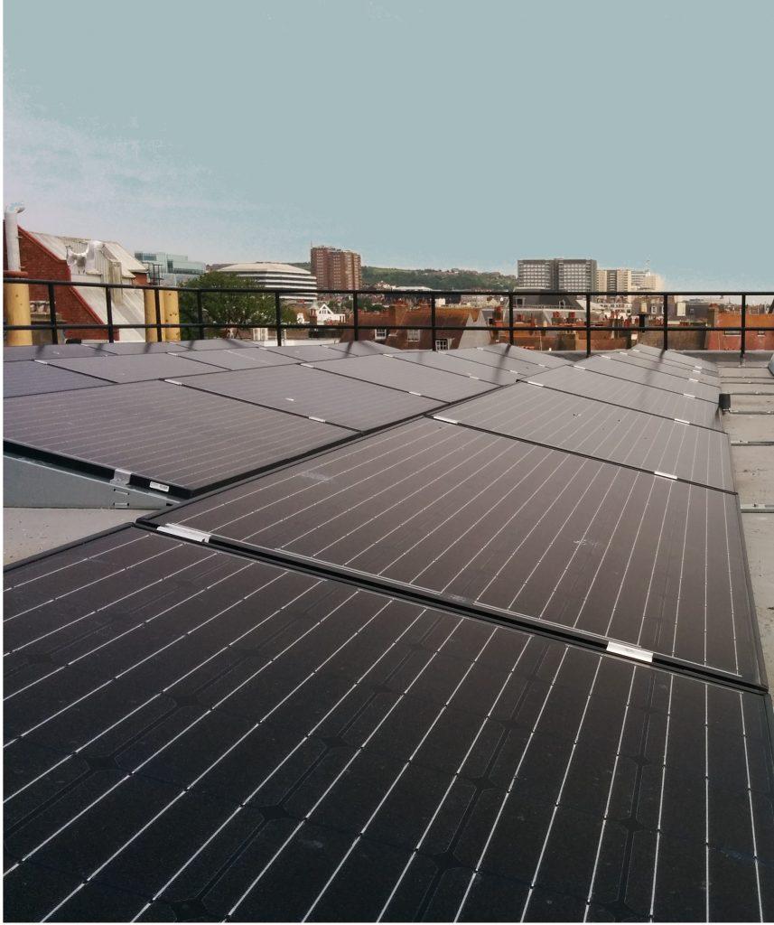 Solar Panels Werks Central 1.2