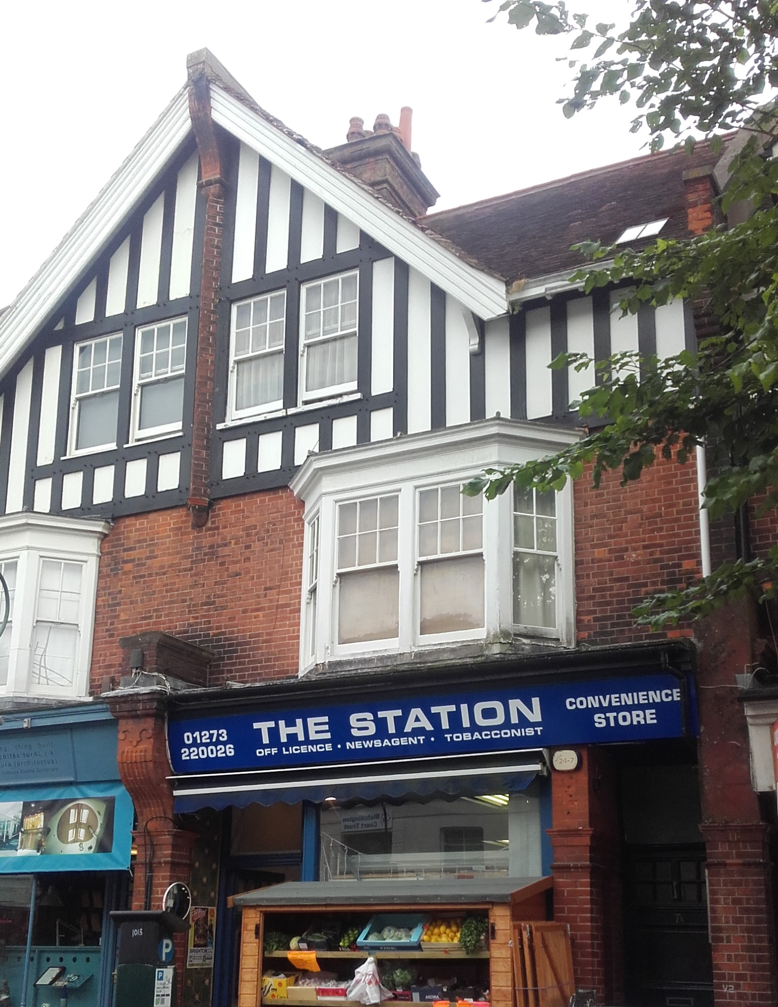 The Station (Hove Park Stores) Exterior