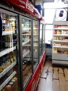 BHESCo project - fridges at station stores