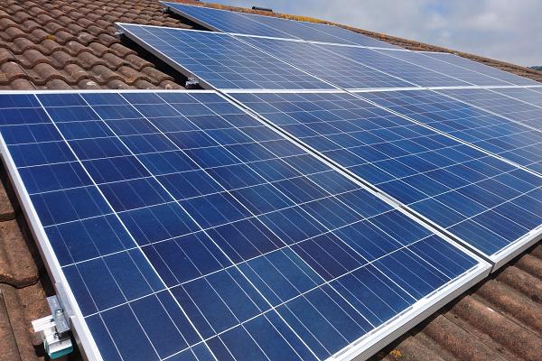 BHESCo Project - Hollingdean Solar Panels