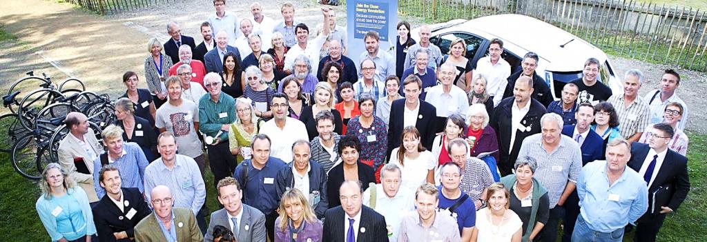 Members of Community Energy South