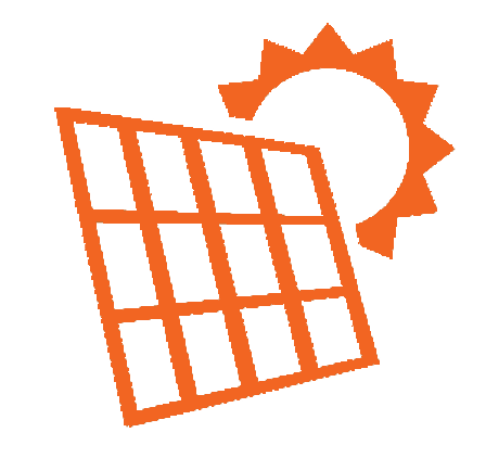 BHESCo Solar Panel Icon