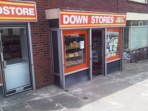 Down Stores - Refrigeration & LEDs