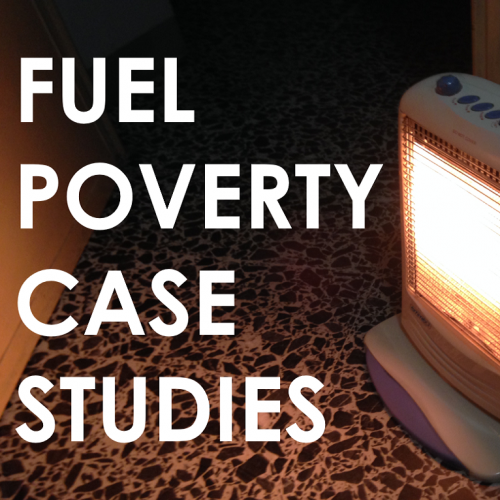Fuel Poverty Button