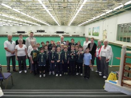 Horsham Indoor Bowls Club - LEDs & New Boilers