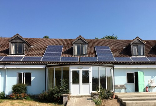 The Montessori Place -Solar PV & Heat Pump