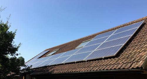 The Montessori Place - Solar PV & Heat Pump