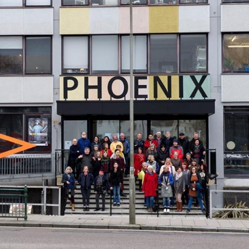 Phoenix Art Gallery - Heating & LEDs