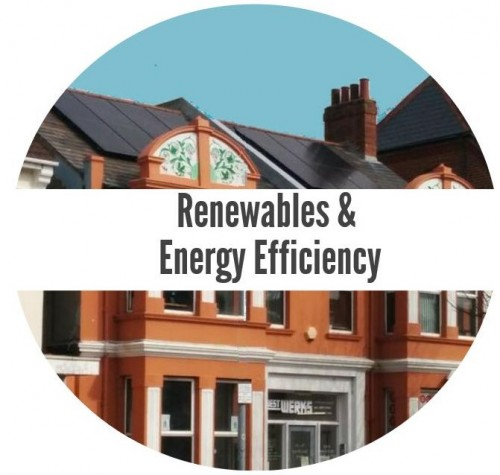 Learn about our renewable energy and energy efficiency projects around Brighton & Hove