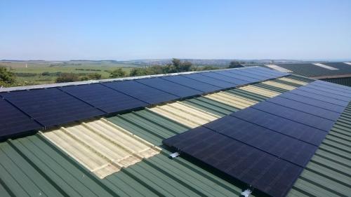 Dyke Golf Club - Solar PV & Battery Storage